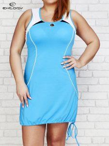 sukienki sportowe dresowe